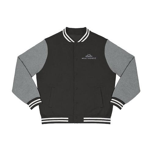Multihouse Men's Varsity Jacket