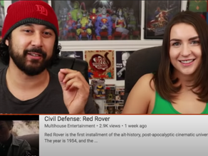The Reel Rejects: YouTube Feature