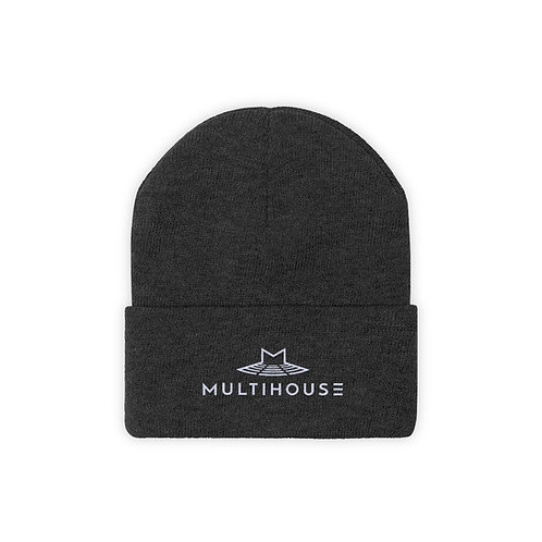 Multihouse Knit Beanie