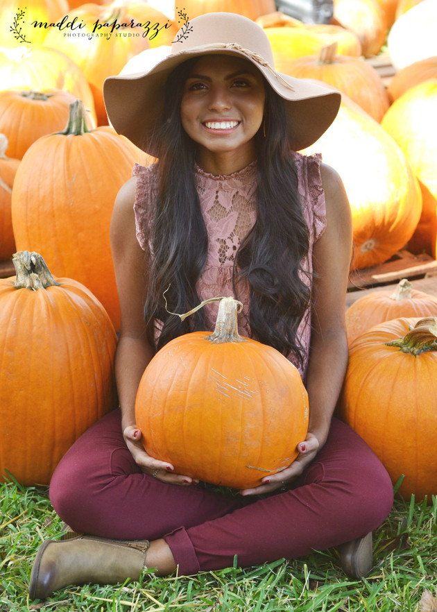 Autumn Senior Session
