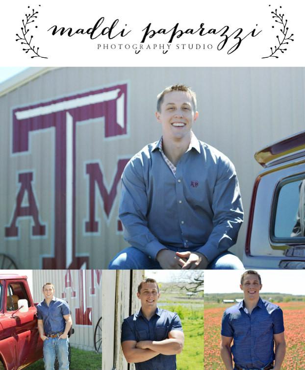 A & M Grad Portraits