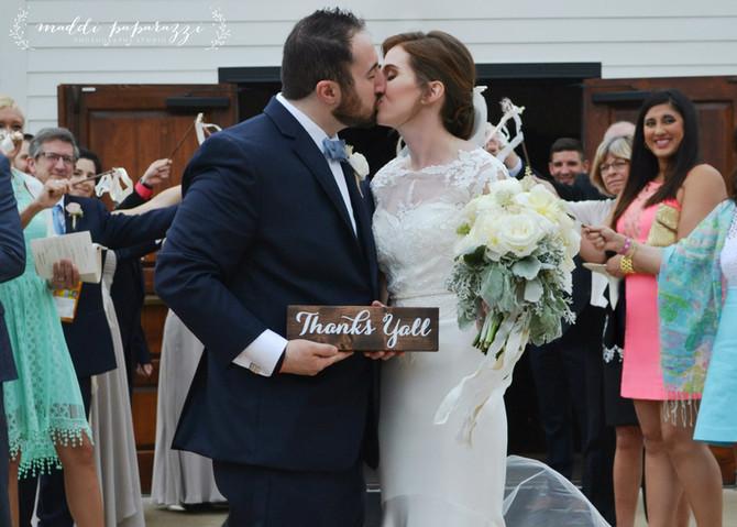 Mr. & Mrs. Saraceno