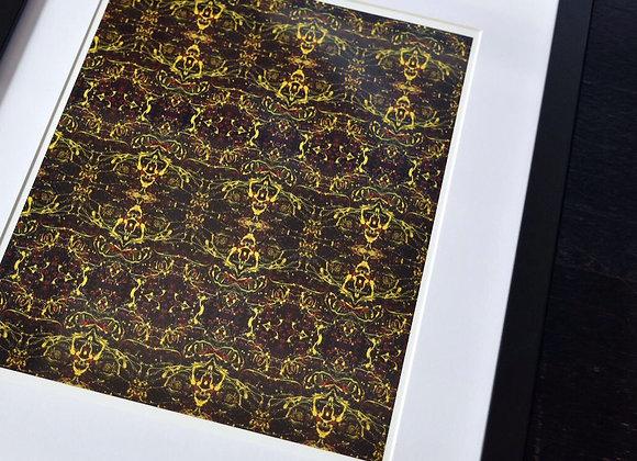 A4 Shen Mirrored Print