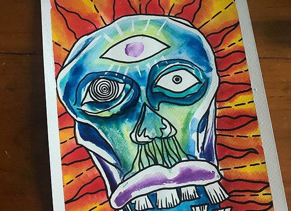 A4 Original Artwork