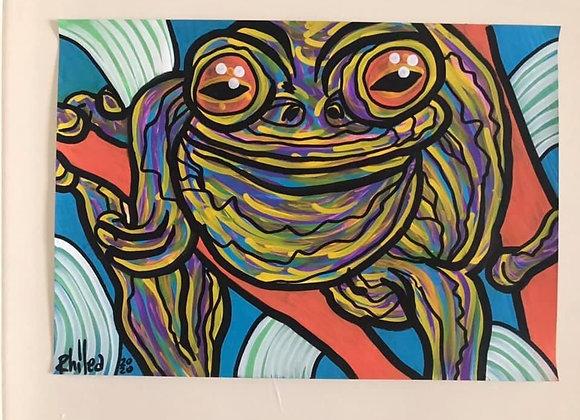 Frog Tripper A3 Original