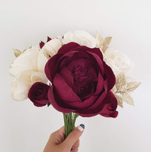 Wedding Bouquet (Bordeaux)