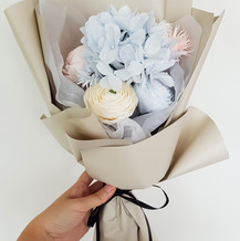 Hydrangea & Ranunculus Bouquet