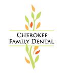 Cherokee family dentist logo.png