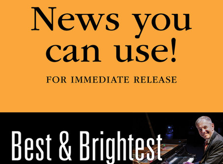 FOR IMMEDIATE RELEASE: MSO Presents a Dynamic Night of Piano Brilliance in Best and Brightest