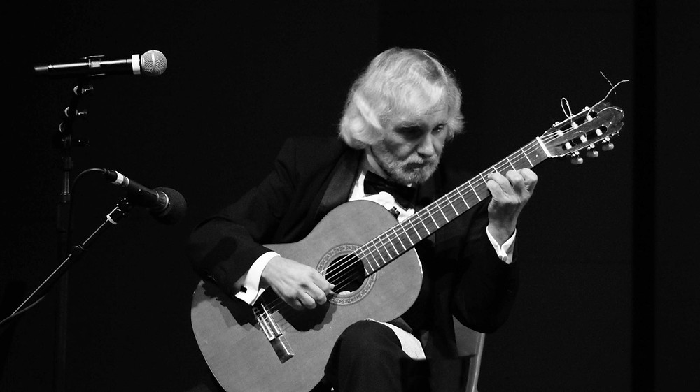 Spring Delight: Poling's Concierto de Chiaro featuring guest guitarist Giovanni De Chiaro + more!