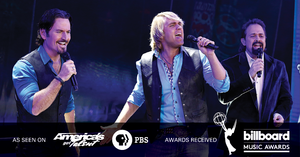 The Texas Tenors joins Mississippi Symphony Orchestra on Saturday, February 2, 2019 at Thalia Mara Hall in Jackson, MS.