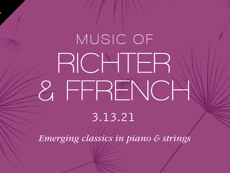 Emerging classics in piano & strings