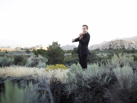 Violinist Hagen: Tchaikovsky concerto is 'as good as it gets'