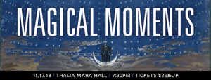 Bravo II concert — Magical Moments in Jackson, MS — featuring Mozart, Strauss and Sibelius!