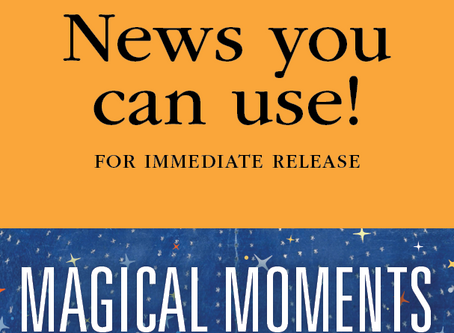 """FOR IMMEDIATE RELEASE: MSO Casts a Spell of Wonder and Transformation in""""Magical Moments""""!"""