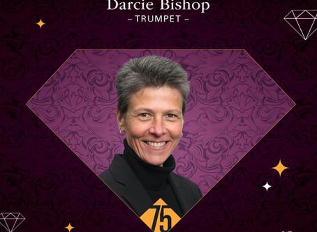 Darcie Bishop shares the trumpet's charm