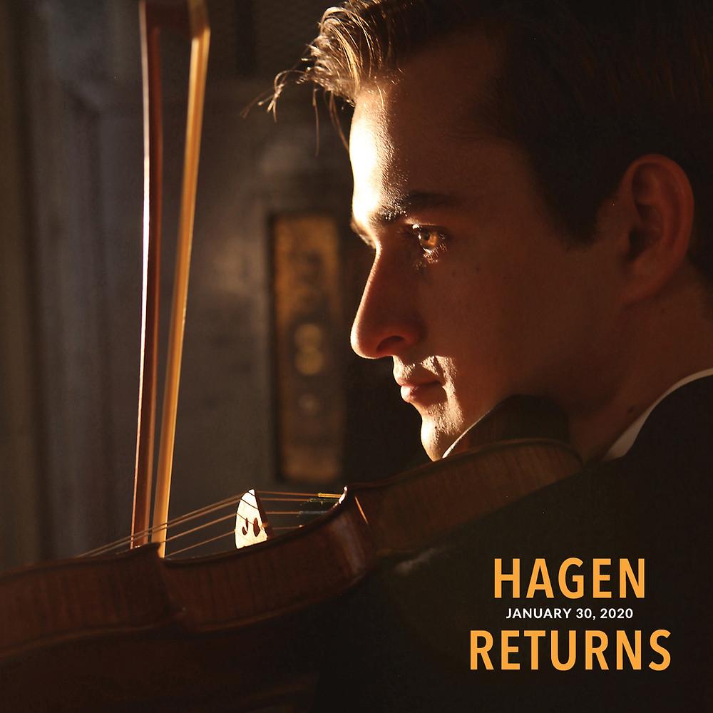 Hagen Returns CD Release Concert & Party