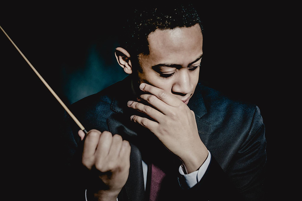 Spring Delight: Schubert's famous Unfinished Symphony featuring guest conductor William Garfield Walker + more!