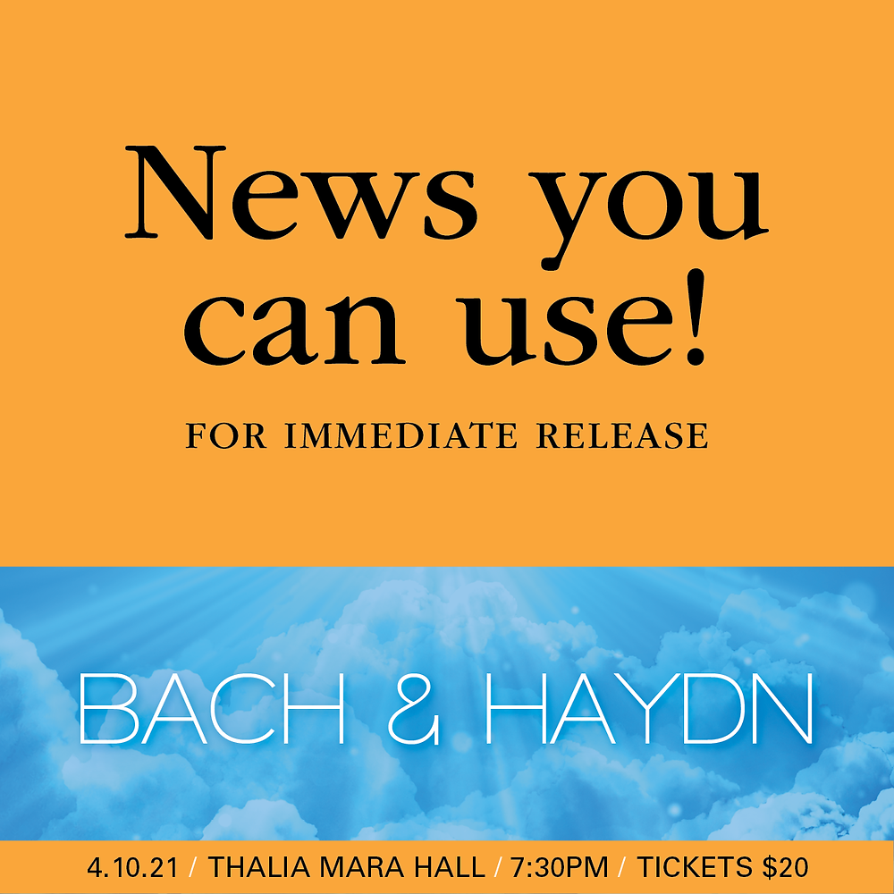 "For Immediate Release: MSO Presents Aural Scenes and Bold Artistry in Bravo III ""Mendelssohn and Beethoven"""
