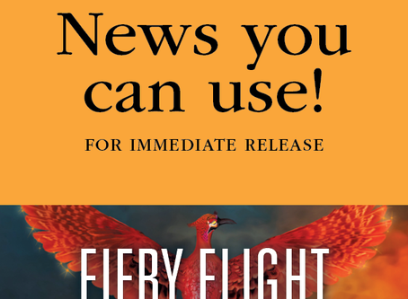FOR IMMEDIATE RELEASE: A Brilliant Blaze of Favorites Awaits!