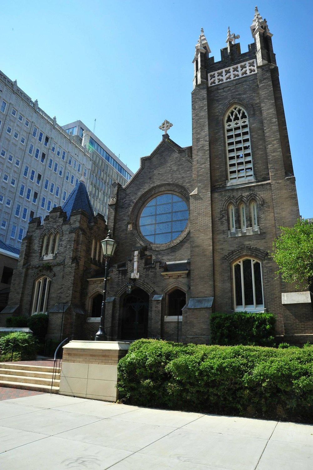 St. Andrew's Cathedral, Chamber Concert Series, Concert Hall, Jackson, MS