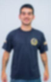 Camiseta Olimpica - Poliester e Viscose