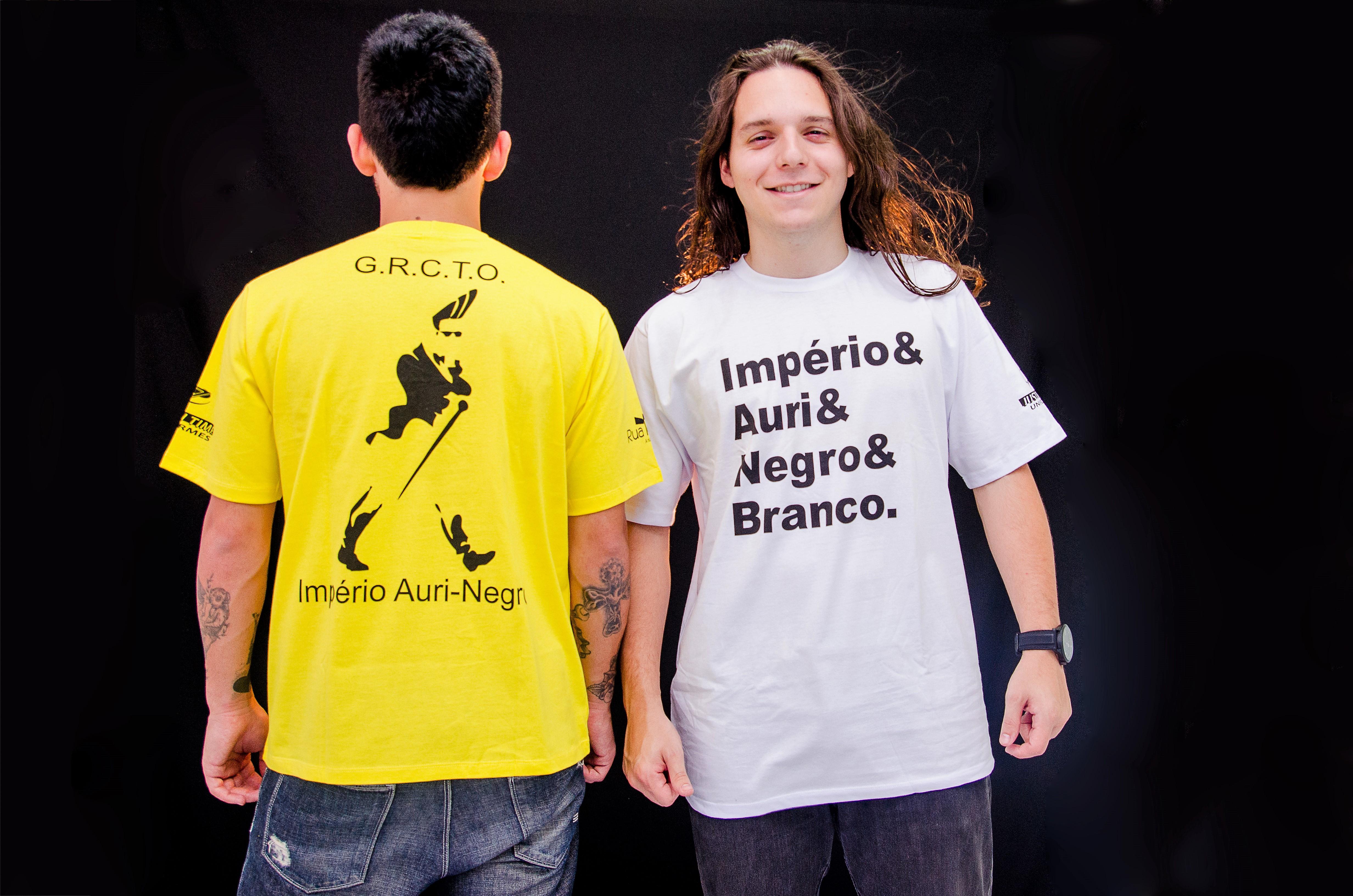 Camisa Olimpica