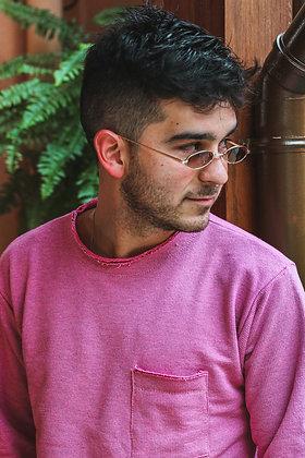 Blusão Masculino Rosa