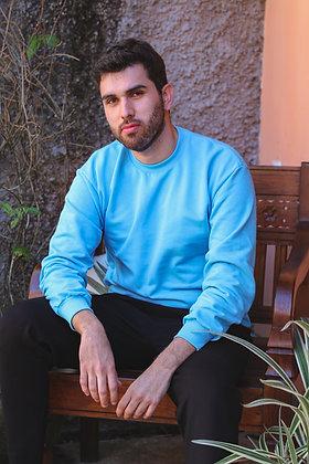 Casaco Masculino Azul Sky