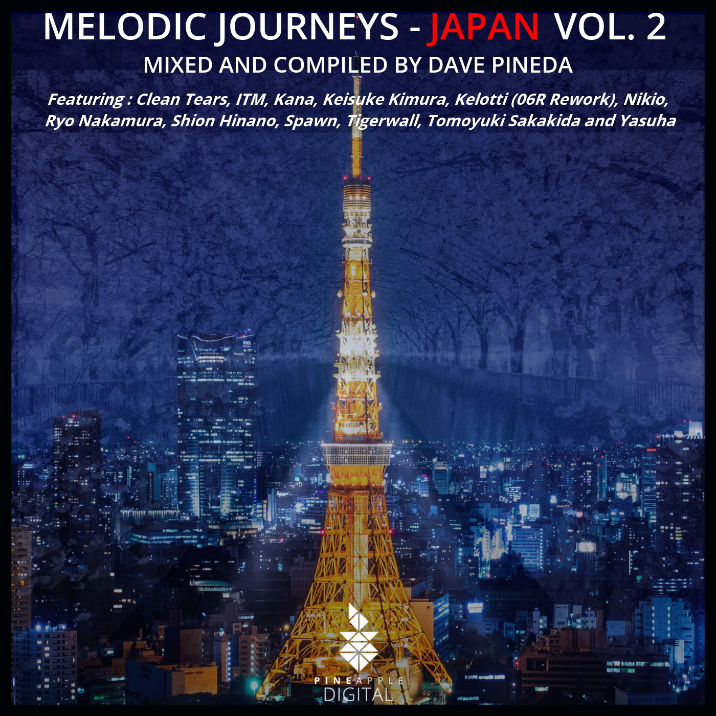 Melodic Journeys - JAPAN vol.2