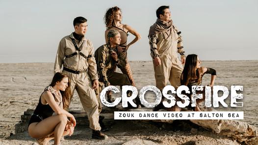 Dance Video & Photos | Crossfire at Salton Sea, CA