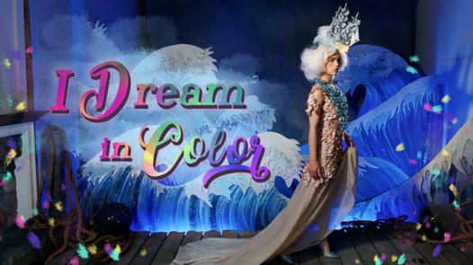 Fashion Film | I Dream in Color