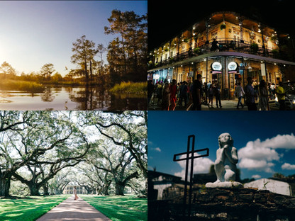 Travel Video | New Orleans