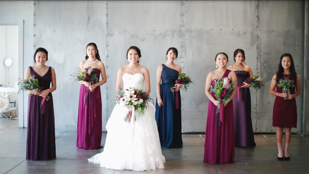 Wedding | Christine & Brandon | Los Angeles, CA