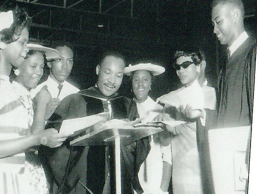 Martin Luther King, Jr. Made History in Pine Bluff