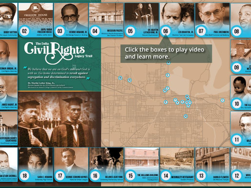 Civil Rights History Comes Alive on ExplorePineBluff.com