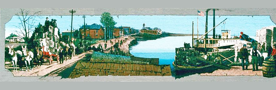 The River Mural