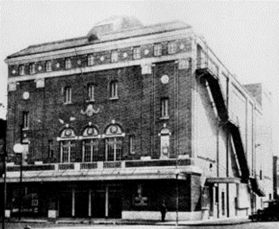 Remembering The Saenger Theatre