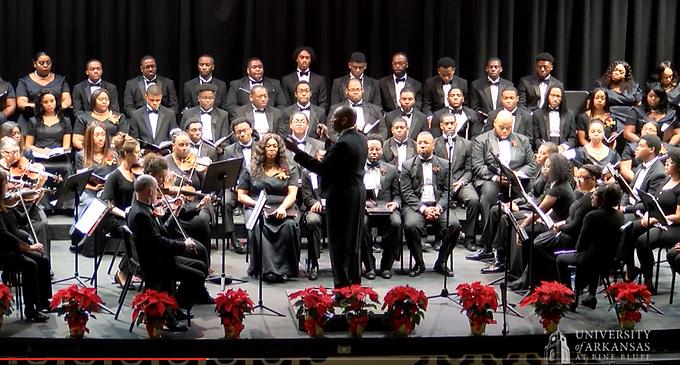 The UAPB Vesper Choir: A Pine Bluff Tradition