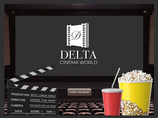 Delta Cinema History Comes Alive on ExplorePineBluff.com