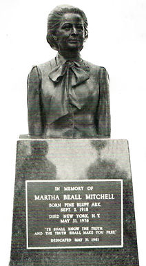 Martha Beall Mitchell: A Pine Bluff Original
