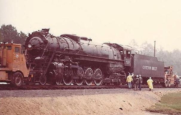 Historic Places Series: Engine 819
