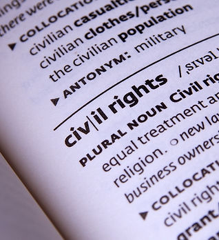 civil rights word in open book (1024x605