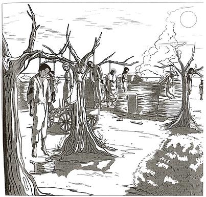 Pine Bluff Lynchings of 1892