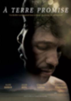 Affiche film A Terre Promise long métrage cinéma français