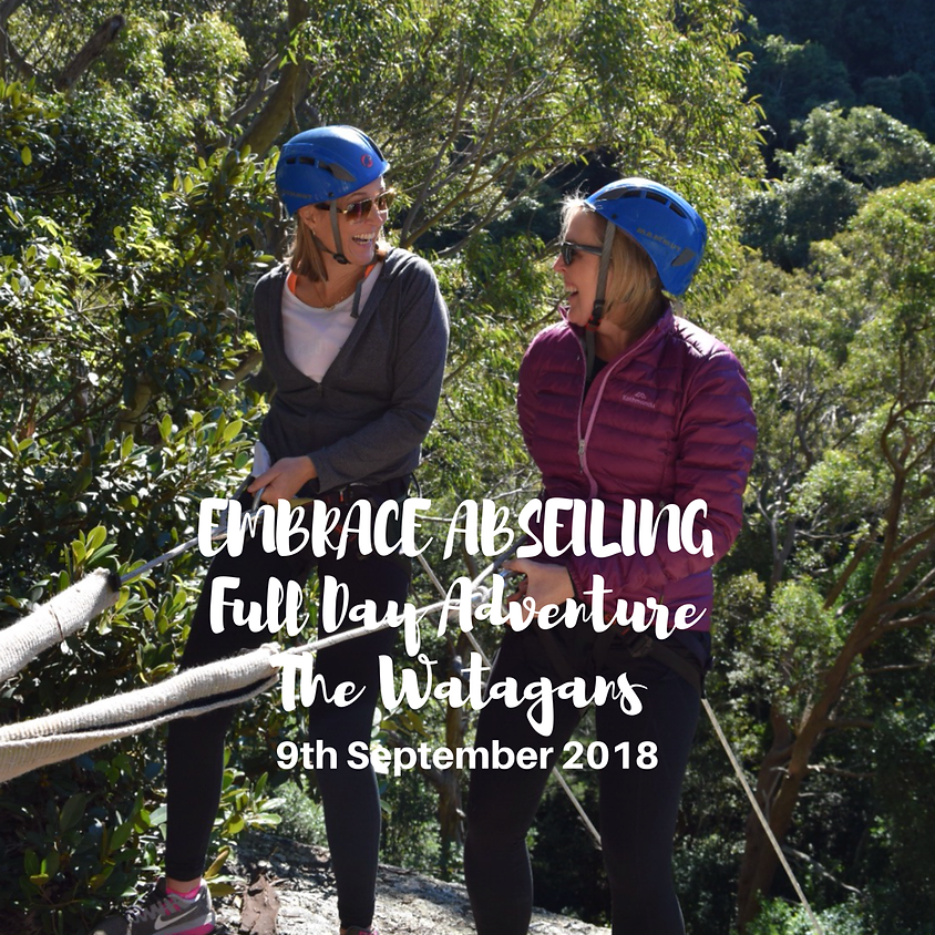Embrace Abseiling Full Day Adventure - Watagans