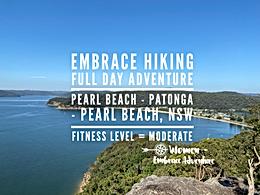 Embrace Hiking, Pearl Beach - Patonga - Pearl Beach NSW