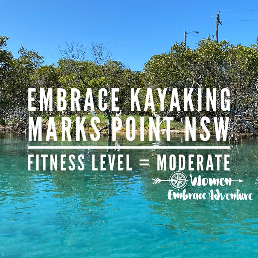 Embrace Kayaking - Marks Point NSW