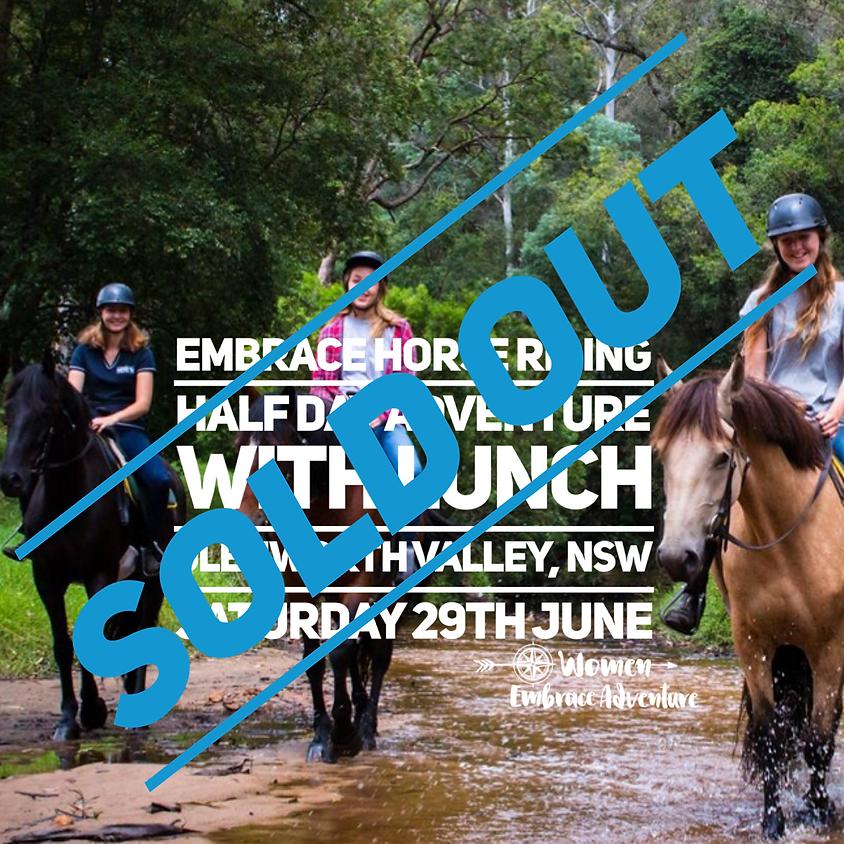 Embrace Horse Riding - Glenworth Valley NSW