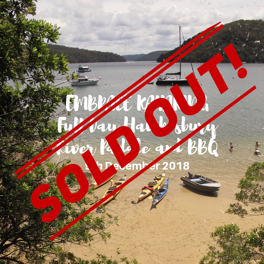 Embrace Kayaking - Full Day Hawkesbury River Paddle and BBQ